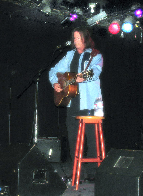 Bill Dobbins performing at The Gig, August 22 2007